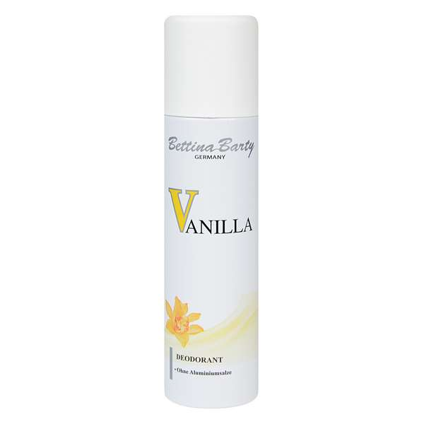 Bettina Barty Vanilla Deodorant Spray 3 x 150 ml