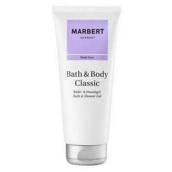 Marbert Bath & Body Classic Bath & Shower Gel 200 ml