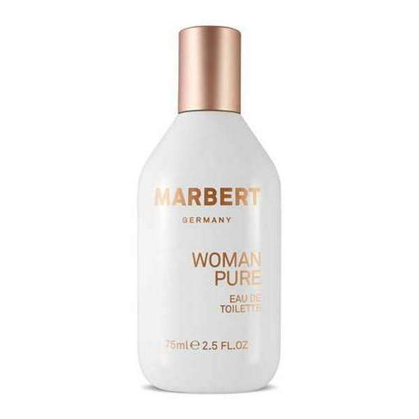 Marbert Woman Pure Eau de Toilette Spray 75 ml
