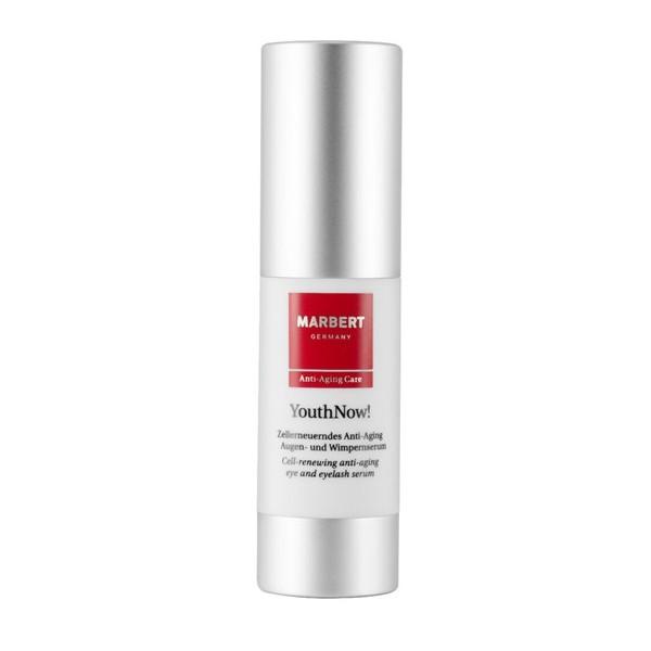 Marbert YouthNow Zellerneuerndes Anti-Aging Augen-und Wimpernserum 15 ml