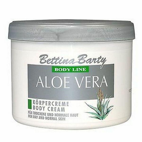 Bettina Barty Aloe Vera Body Cream 2 x 500 ml