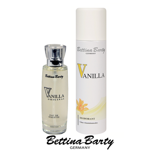 Bettina Barty Vanilla Eau de Toilette 50 ml & Deo Spray 150 ml