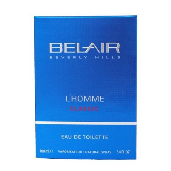 BEL AIR Beverly Hills L´Homme Classic Eau de Toilette 100 ml