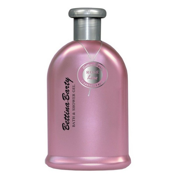 Bettina Barty Rose Line Bath & Shower Gel 500 ml