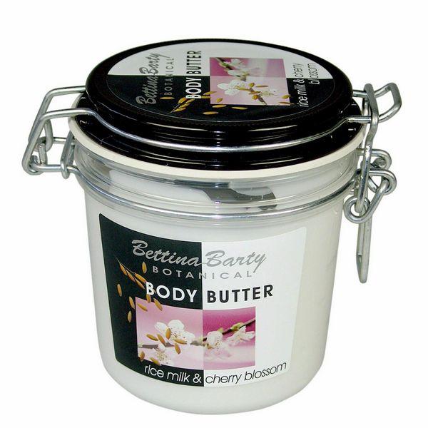 Bettina Barty Botanical Rice Milk & Cherry Blossom Body Butter 400 ml