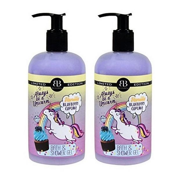 Bettina Barty Unicorn Bath & Shower Gel 2 x 500 ml