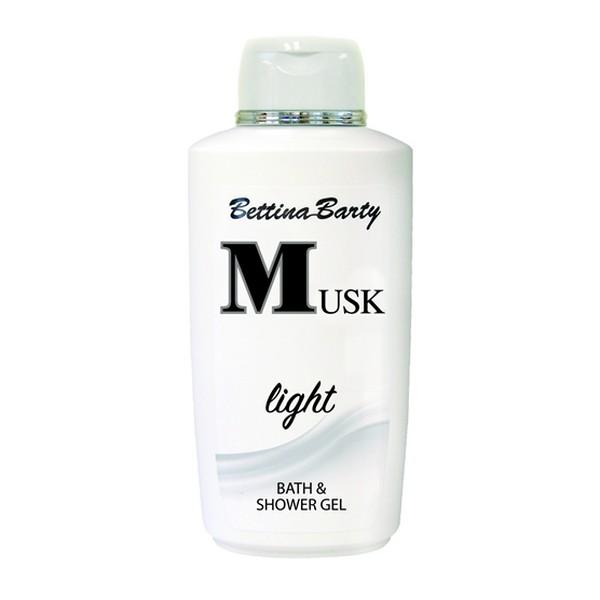 Bettina Barty Musk Bad & Duschgel Light 500 ml