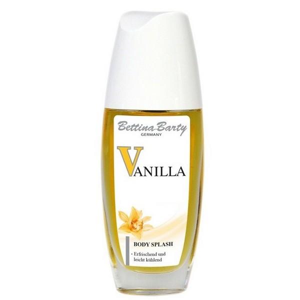Bettina Barty Vanilla Body Splash 75 ml