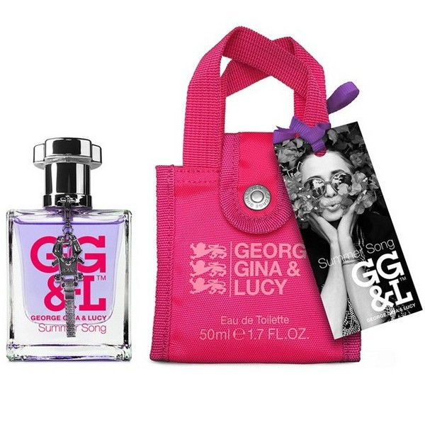 George Gina & Lucy Summer Song Eau de Toilette Spray 50 ml