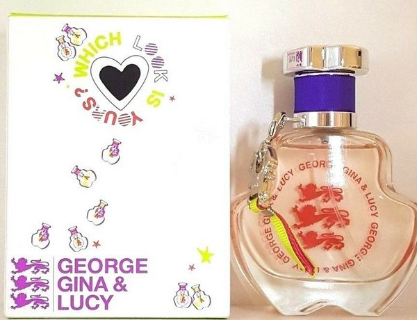 George Gina Lucy Lila Band Eau de Parfum Spray 50 ml