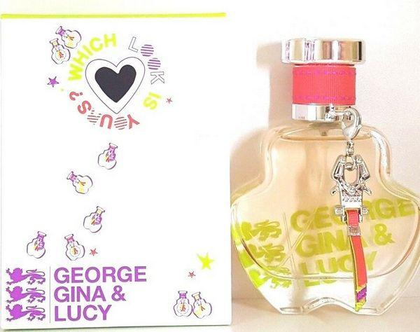 George Gina Lucy Eau de Parfum Spray 50 ml