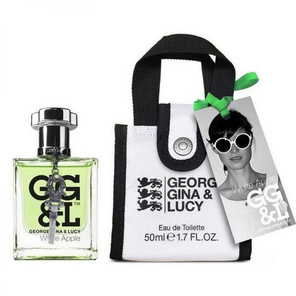 George Gina Lucy White Apple Eau de Toilette 50 ml + 10 ml Gratis