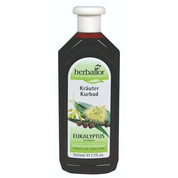 Herbaflor Eucalyptus Herbal Spa Bath 500 ml