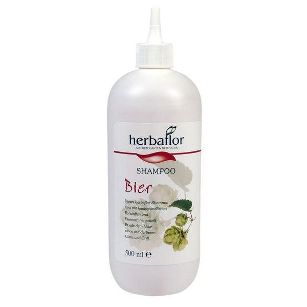 Herbaflor Bier Shampoo 500 ml