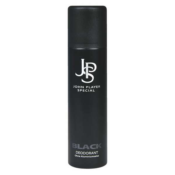 John Player Special Black Hand & Body Lotion 500 ml & Deodorant Spray 150 ml