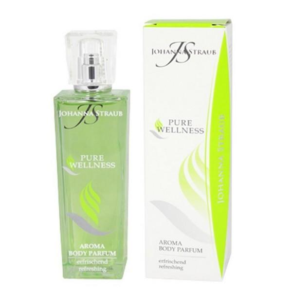 Johanna Straub Pure Wellness Aroma Body Parfum erfrischend 100 ml