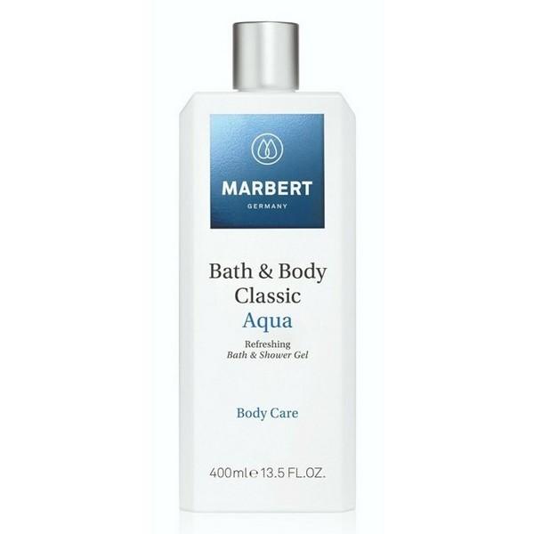 Marbert Bath Body Classic Aqua Shower Gel 400 ml