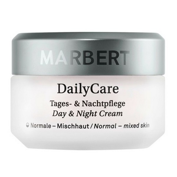 MARBERT Daily Care Tages Nachtpflege Normale Mischhaut 50 ml