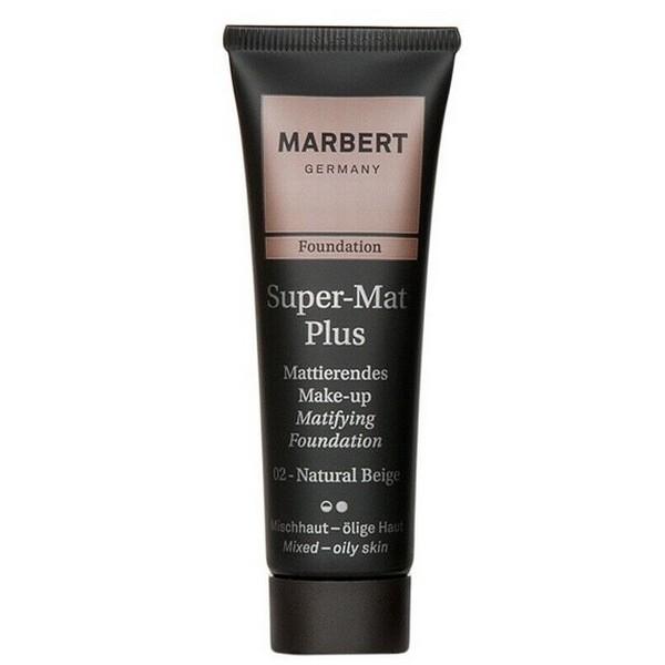 MARBERT Foundation Super Mat Plus Make-up 02, 30 ml