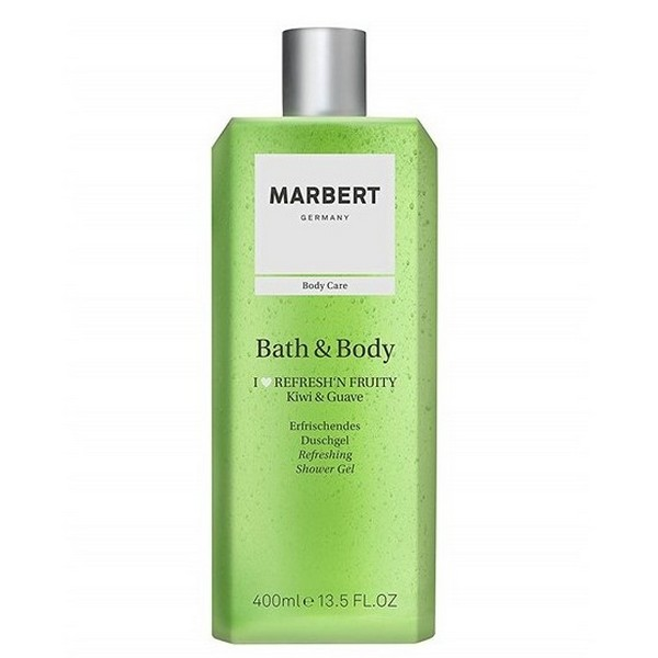 MARBERT Kiwi & Guava Shower Gel 400 ml