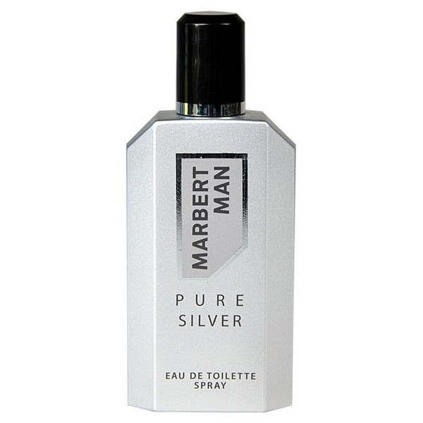 MARBERT Man Pure Silver Eau de Toilette Spray 125 ml