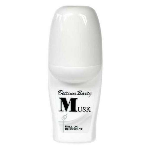 Bettina Barty Musk Roll-On Deodorant 50 ml