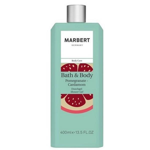 Marbert Bath & Body Pomegranate & Cardamom Shower Gel 400 ml