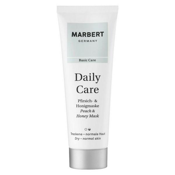Marbert Daily Care femme/women Peach & Honey Mask 50 ml