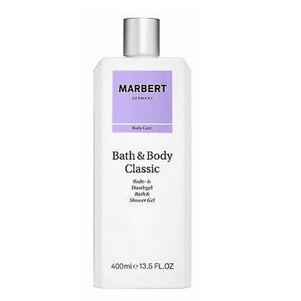 Marbert Bath & Body Classic Shower Gel 2 x 400 ml