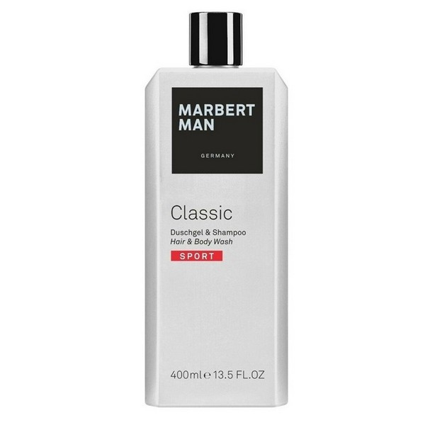 Marbert Man Classic Sport Men Hair & Body Wash 400 ml