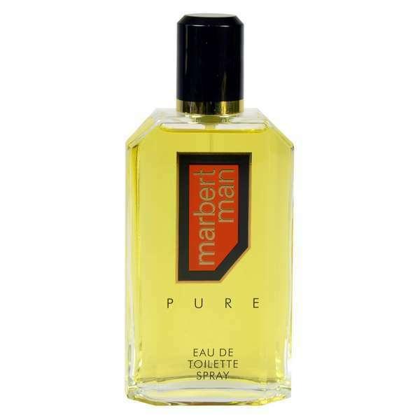 Marbert Man Pure Eau de Toilette 75 ml & Shampoo 200 ml