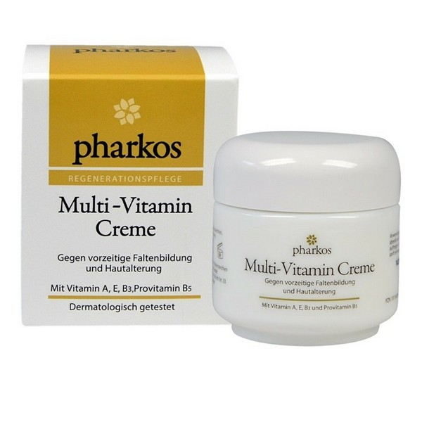 Pharkos Multi Vitamin Cream 100 ml