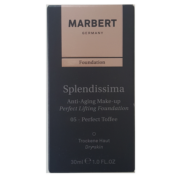 MARBERT Splendissima Anti-Aging Make-up 05-Perfect Toffee, 30 ml