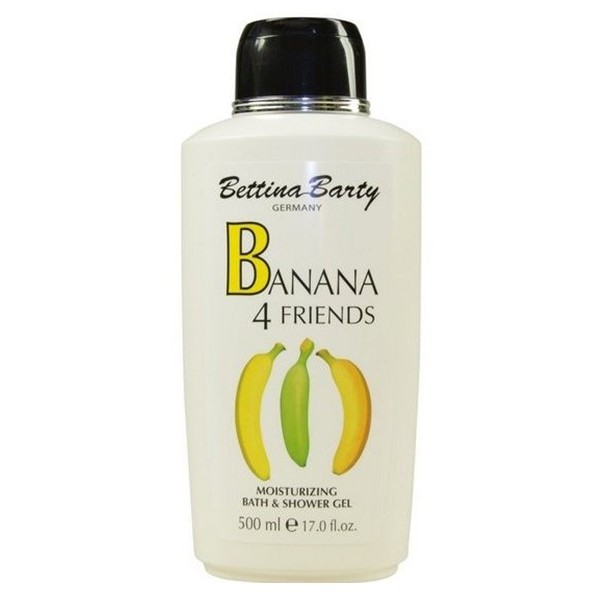 Barty Bettina 4 Friends Banana Duschgel 500 ml