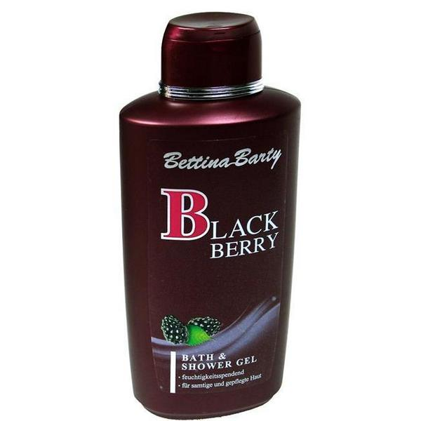 Bettina Barty Blackberry Bade & Duschgel 500 ml