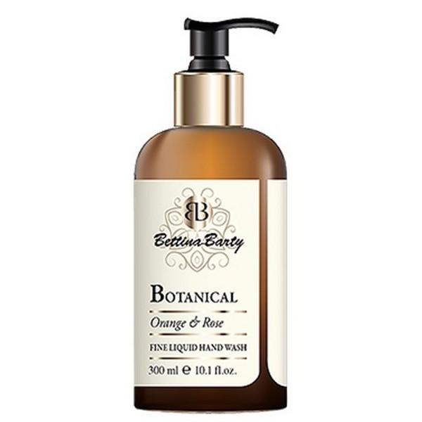 Bettina Barty Botanical Orange & Rose Fine Liquid Hand Wash 3 x 300 ml