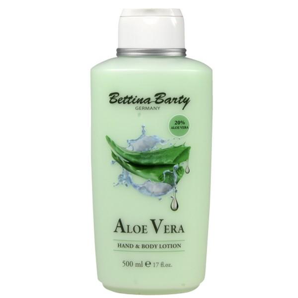 Bettina Barty Aloe Vera Hand & Body Lotion 6 x 500 ml