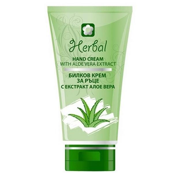 Herbal Hand Creme mit Aloe Vera Extrakt 50 ml
