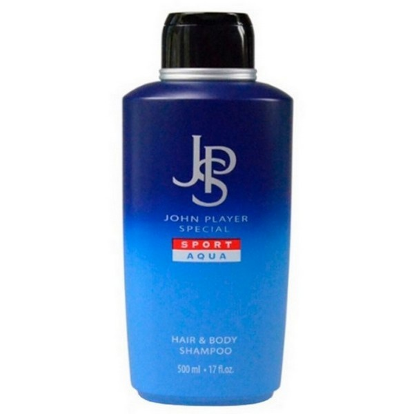 John Player Special Sport Aqua Hair & Body Shampoo 500 ml