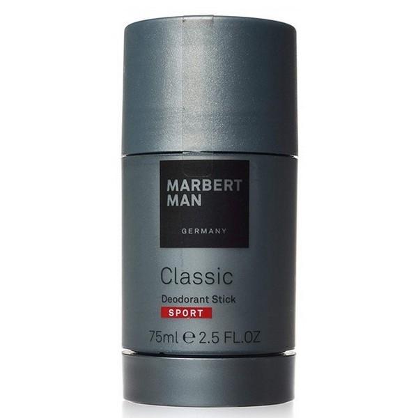 Marbert Man Classic Sport Duschgel & Shampoo 200 ml + Deodorant 75 ml