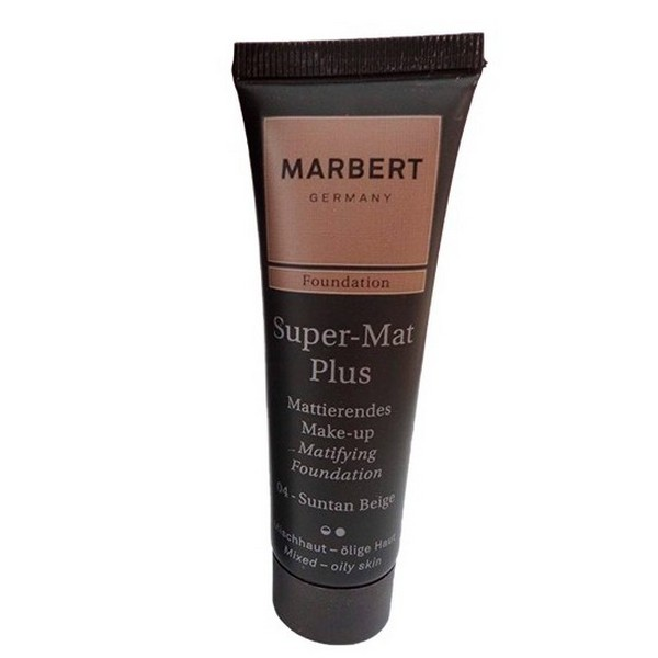 Marbert Foundation Super Mat Plus Make-up 04 30 ml
