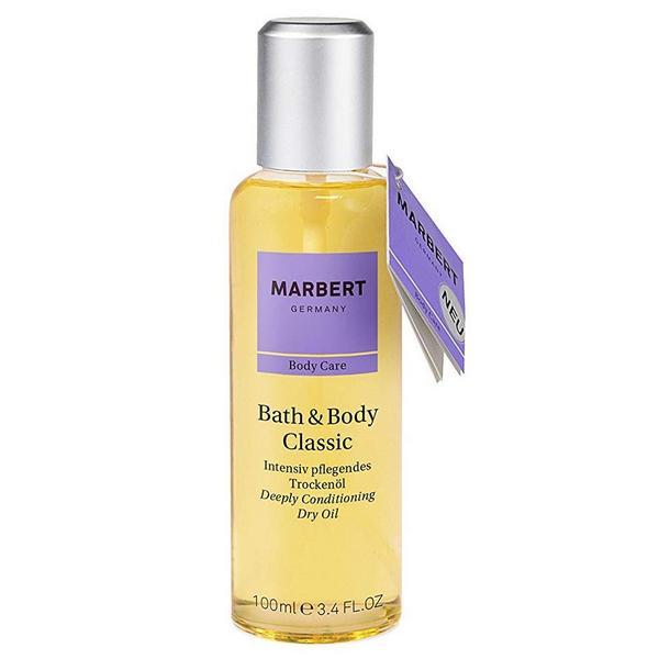 Marbert Bath & Body Classic Körperöl 100 ml