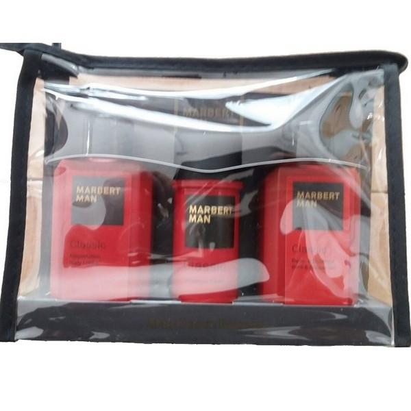 Marbert Man Classic Shower Gel 100 ml & Body Lotion 100 ml & Deodorant 40 ml
