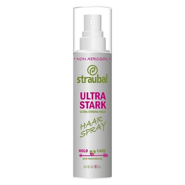 Straubal Hairspray for Every Hair Ultra Strong 150 ml