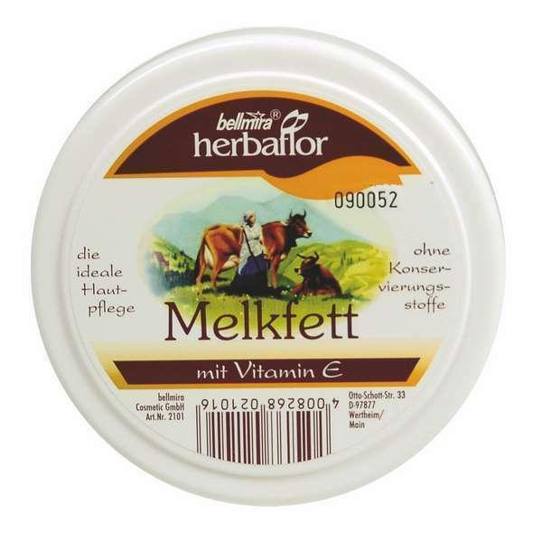 Herbaflor Melkfett mit Vitamin E 250 ml