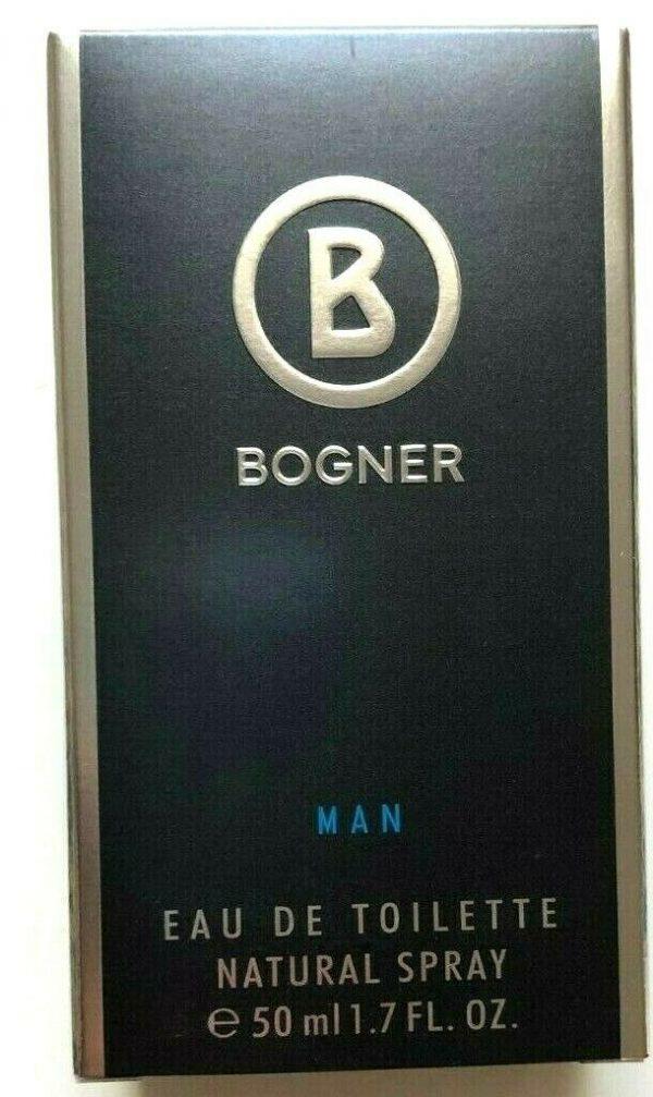 Bogner Homme Man Eau de Toilette 50 ml