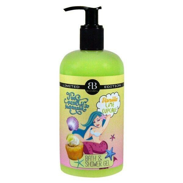 Bettina Barty Mermaid Vanilla Lime Cupcake Bath & Shower Gel 500 ml