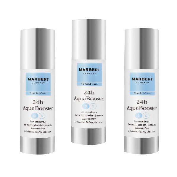 Marbert Special Care 24h AquaBooster Intensive Moisturising Serum 3 x 10 ml