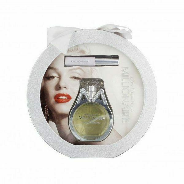 MARILYN MONROE Eau De Parfum 50 ml & Lip Gloss 15 ml Geschenkset