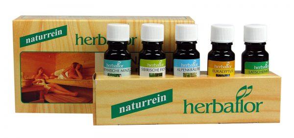 Herbaflor Sauna Öl Kollektion Saunaaufguss Saunaduft 5 10 ml Naturrein